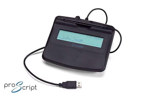 Scriptel ScripTouch Slimline LCD-ProScript #3