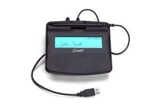Signature Pads for Electronic Signature Capture   Slimline LCD #1