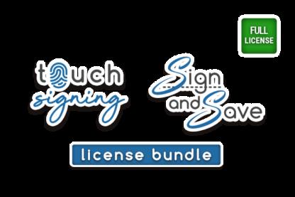 Touch Signing Bundle Full logo