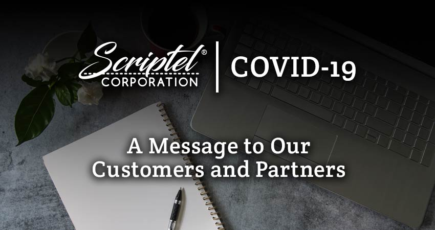 COVID-19: A Message to Our Customers and Partners