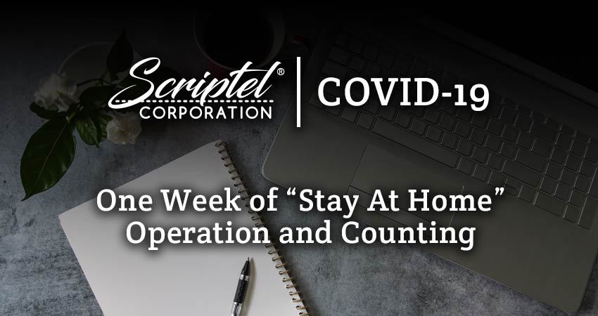 """COVID-19: One Week of """"Stay At Home"""" Operation and Counting"""